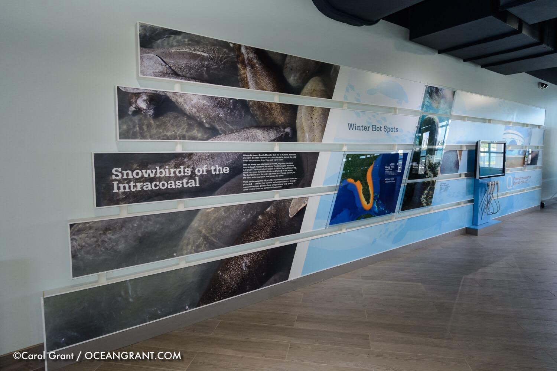 Manatee Lagoon Exhibit, FPL,