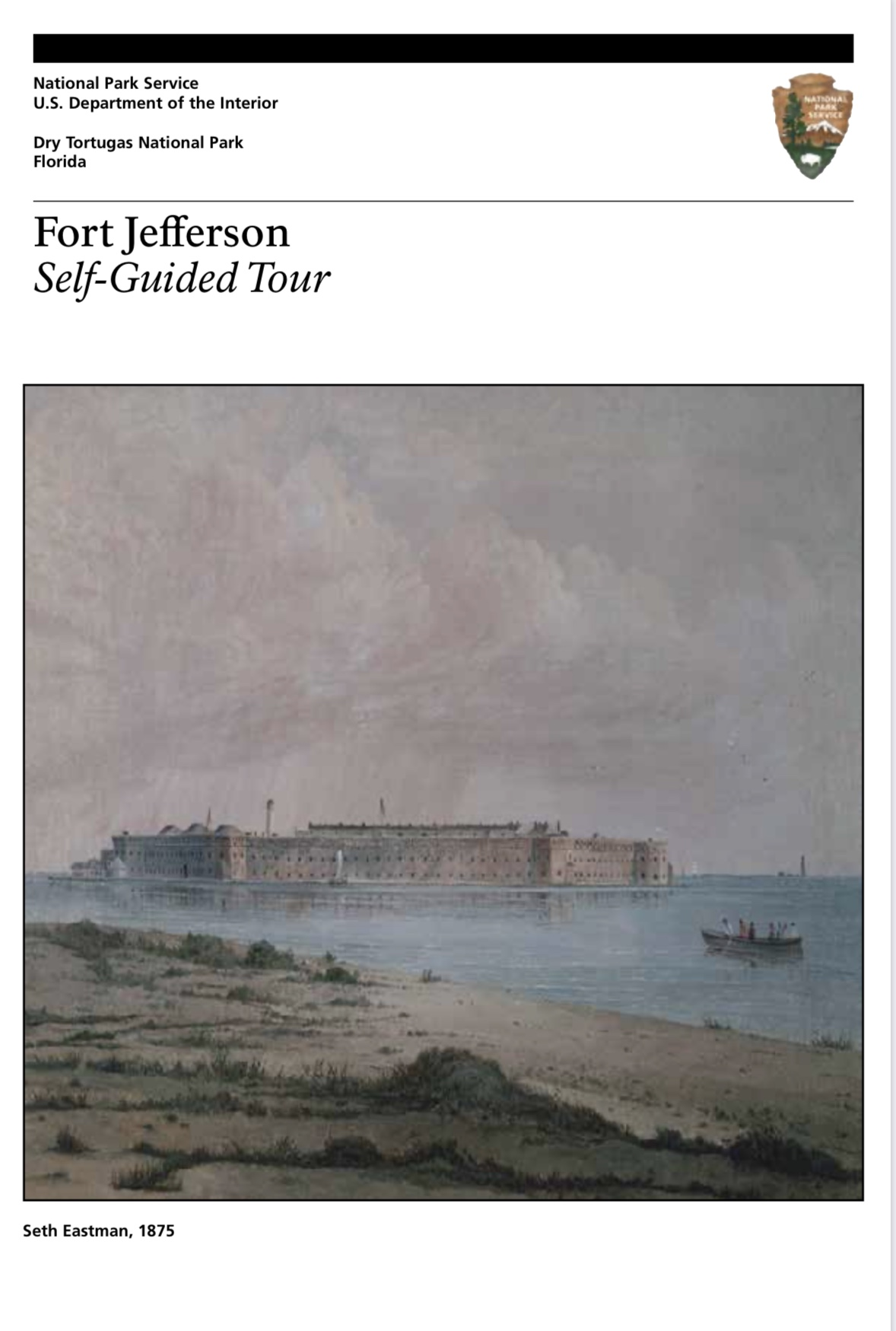 Fort Jefferson Tour-National Park Service