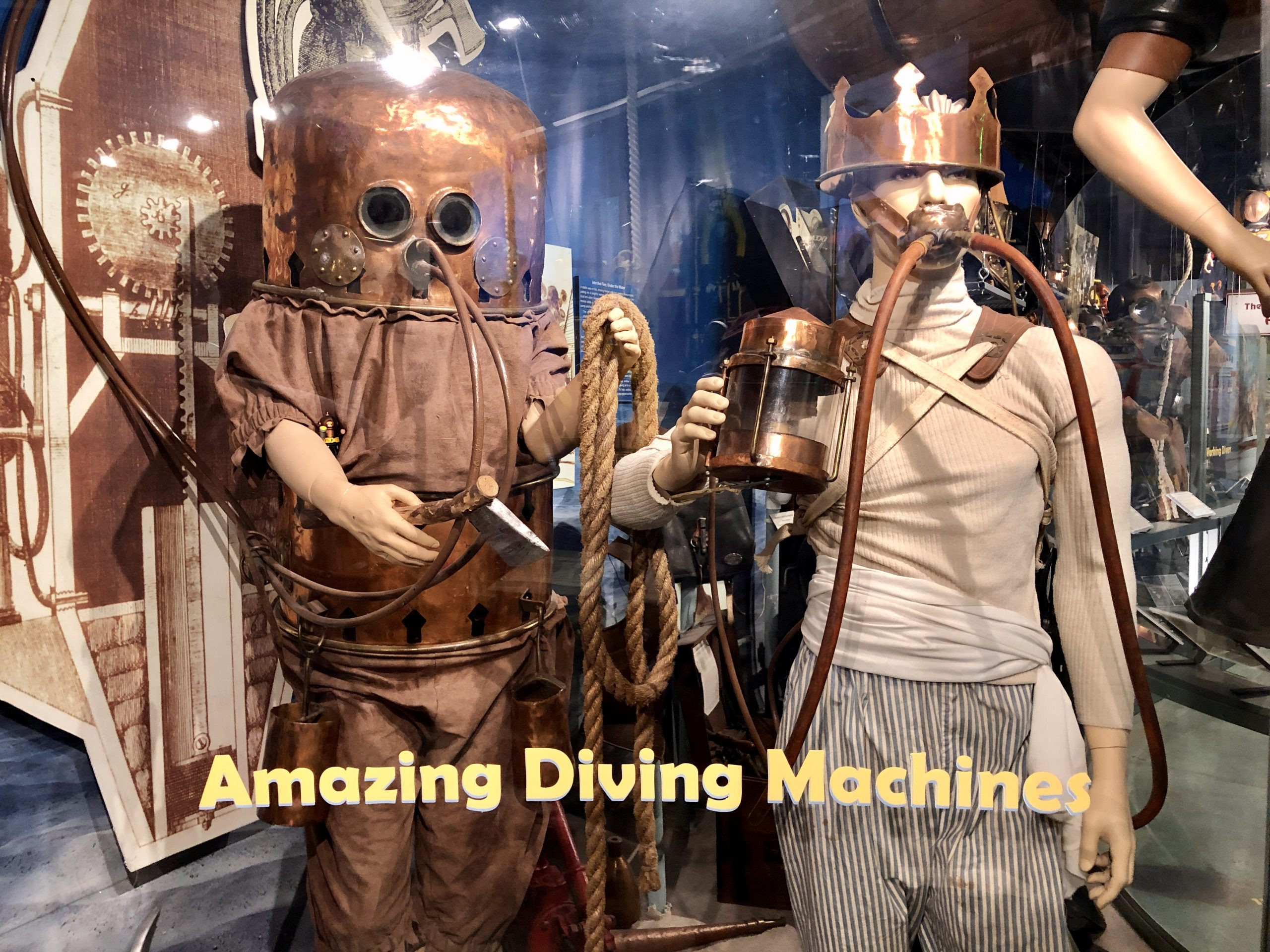 History of Diving Museum Islamorada Florida